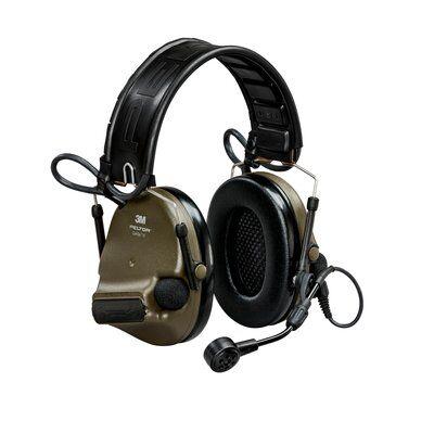 3M PELTOR™ ComTac™ VI NIB headset