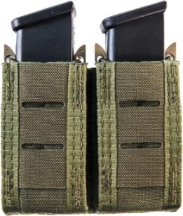 High Speed Gear Duty Double Pistol TACO®