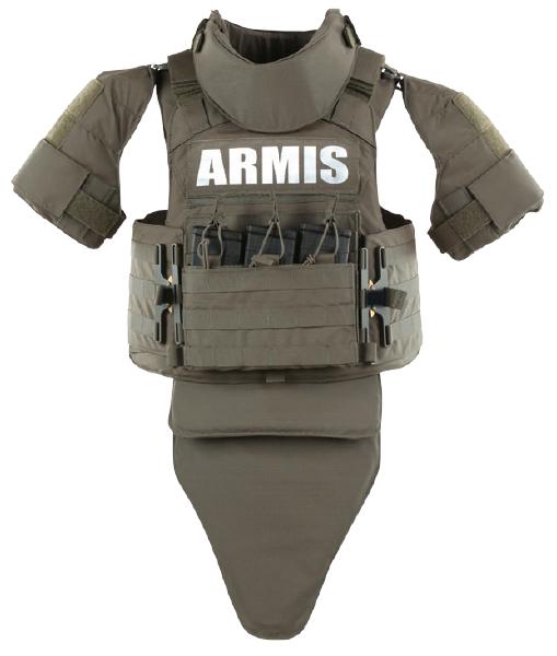 Point Blank Body Armor Armis GEN II