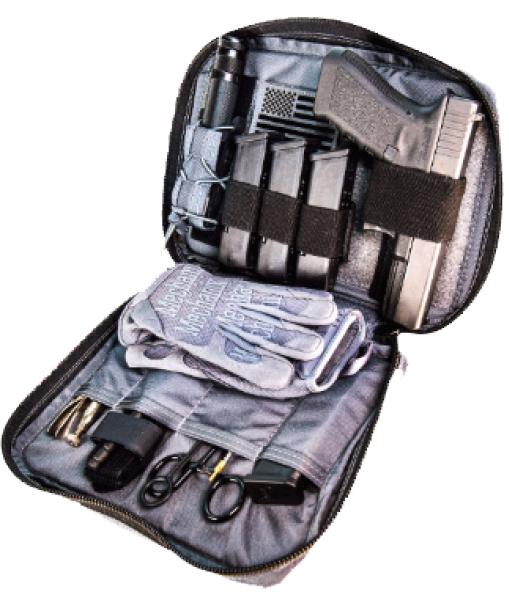 High Speed Gear Range Day Pistol Case