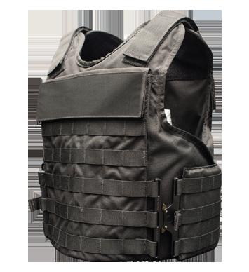 Point Blank Body Armor International w/ WARSOC H3 Buckle