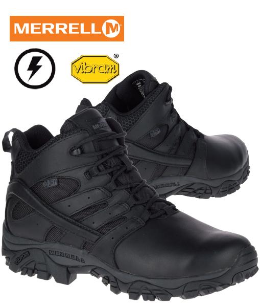 Merrell Men's MOAB2 Mid Tactical Response Waterproof Boot
