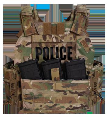 Point Blank Body Armor Special Response Vest (SRV)